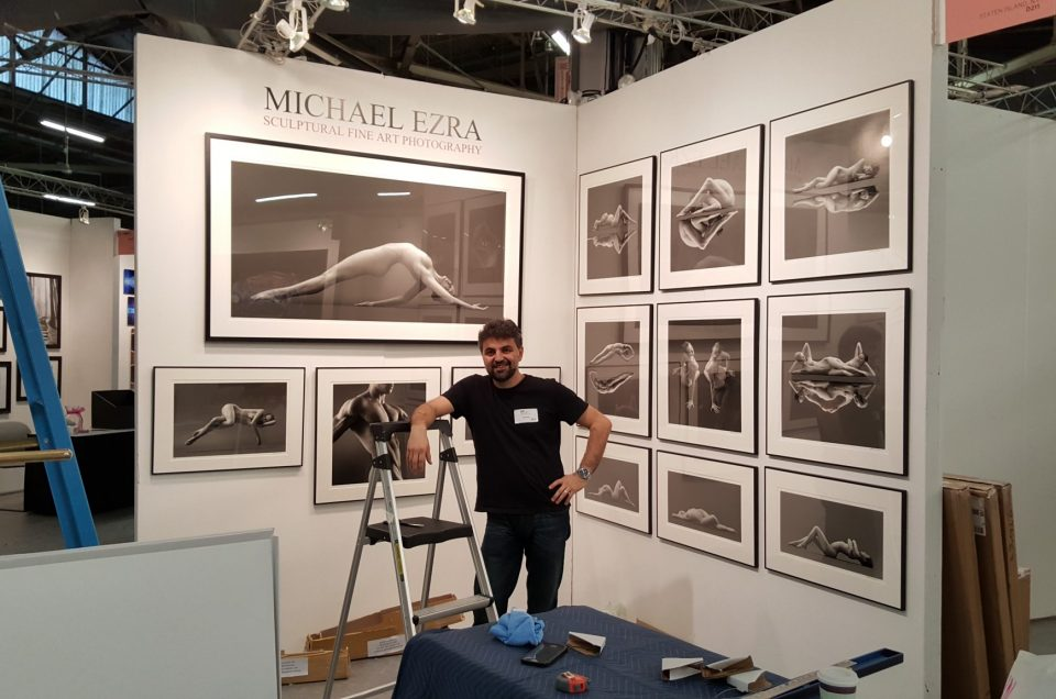 ArtExpo, New York 2016 - the making of