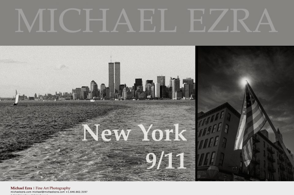 New York 9/11. Still image film.