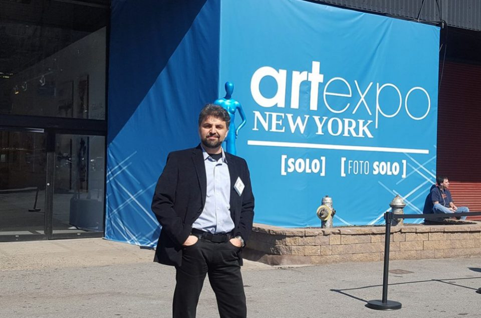 ArtExpo, New York 2016
